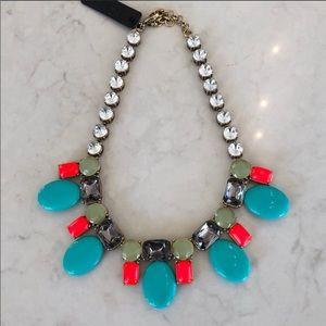 {j crew} statement necklace